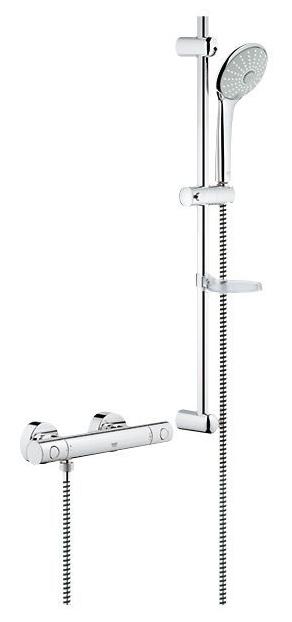 Grifos de ducha termost ticos un lujo al alcance de todos - Grifos termostaticos para ducha ...