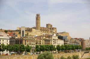 Hoteles Lleida ciduad
